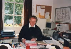 Dieter Kittlauß, Katholischer Theologe, damals kommissarischer Leiter des Bendorfer Hedwig-Dransfeld-Hauses.