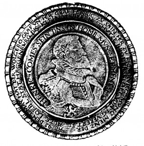 11e1 Medaille Vorderseite