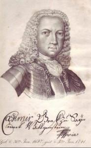 Casimir zu Sayn-Wittgenstein 1741; Wikimedia